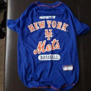 Mets Dog Shirt